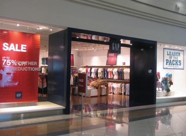 Gap | Al Wahda Mall | The Best Shopping Mall in Abu Dhabi | UAE