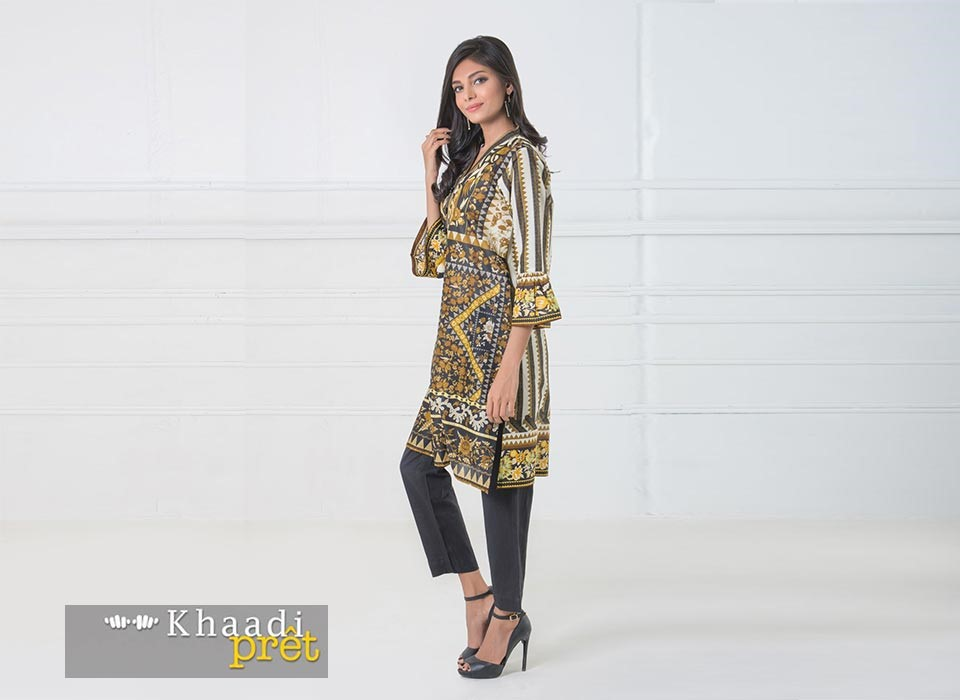 Khaadi stylish