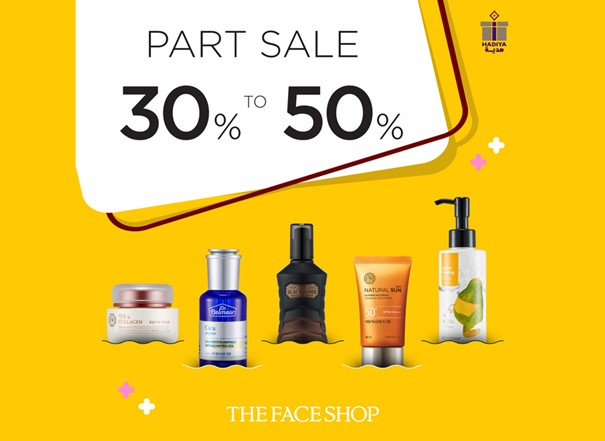 The Face Shop offer image